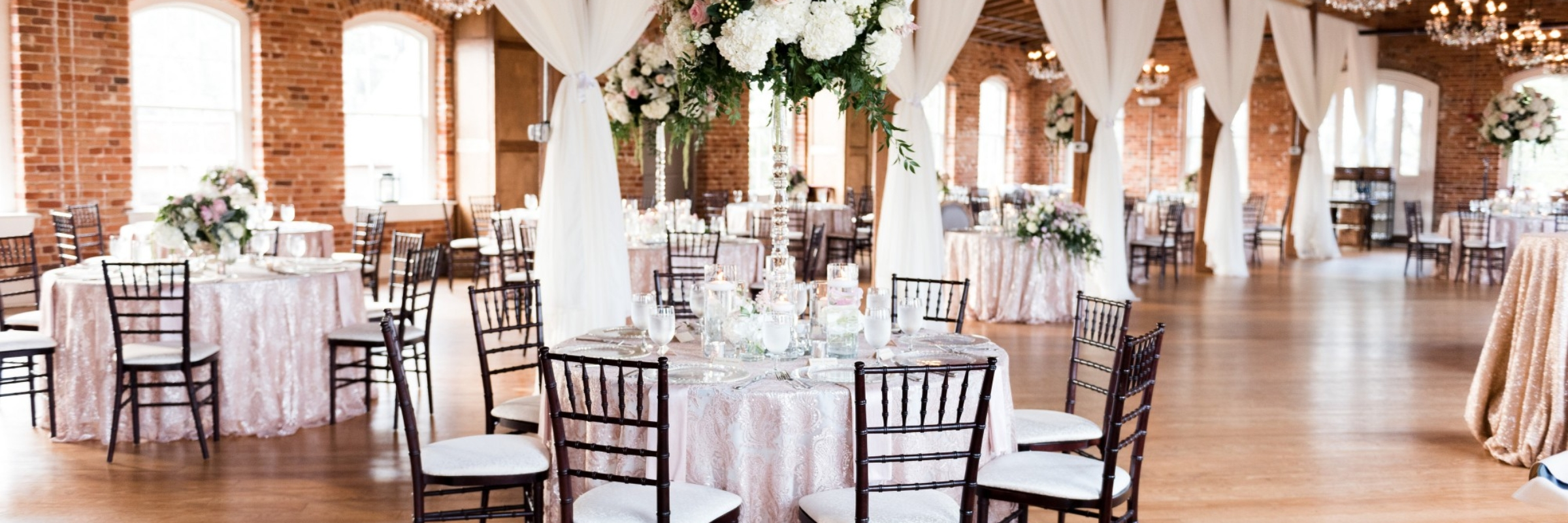 Historic Melrose Knitting Mill - Wedding and Special Events Venue in Downtown Raleigh