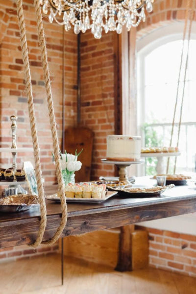 Photo by Kelsey Nelson Photography - Rentals by Greenhouse Picker Sisters