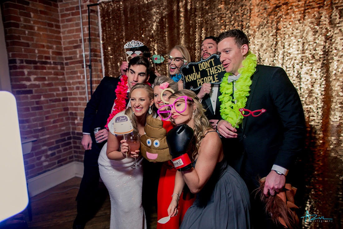 Photo Booths (photo by Azul Photography)