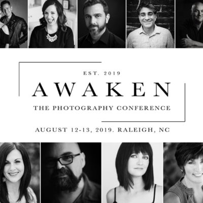 Join Us for Awaken: The Photography Conference