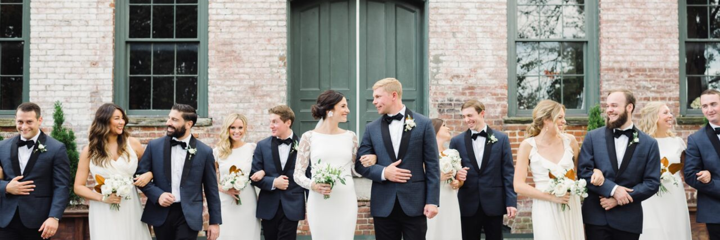Weddings at Melrose Knitting Mill