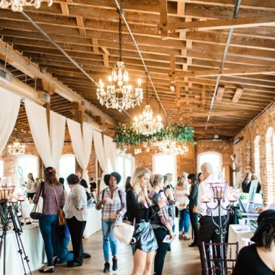 Spread Out: Host Your Corporate Event at Melrose Knitting Mill