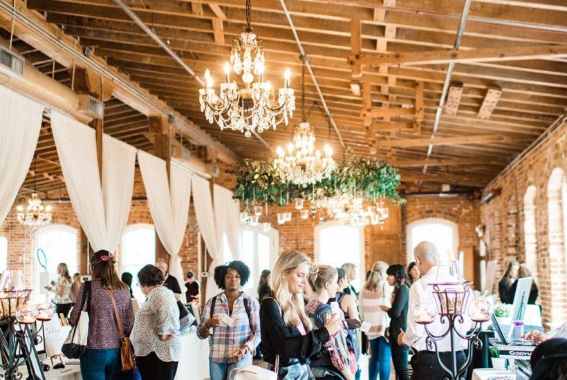 Great Raleigh Trolley Weddings + Warehouses Tour 2020 Recap