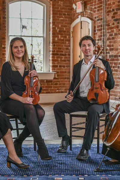 Arioso Strings at Melrose Knitting Mill