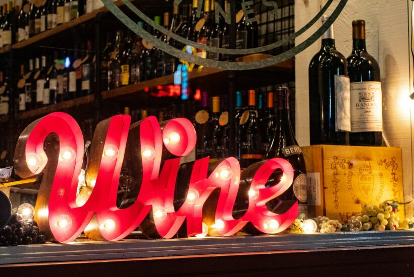Melrose Knitting Mill's Tips for Choosing Wine for Your Wedding Day