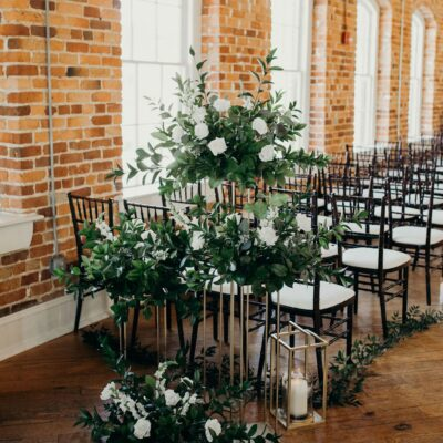 Going Green: Greenery Inspiration for Your Big Day