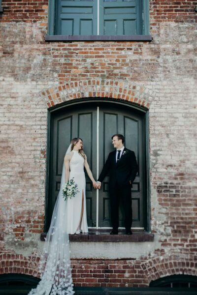Melrose Knitting Mill | Wedding Photography | 1828 Collective