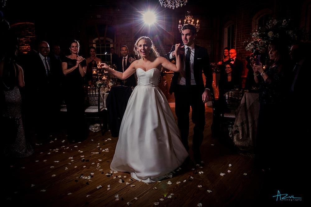 Melrose Knitting Mill | Wedding Photography | Azul Photography