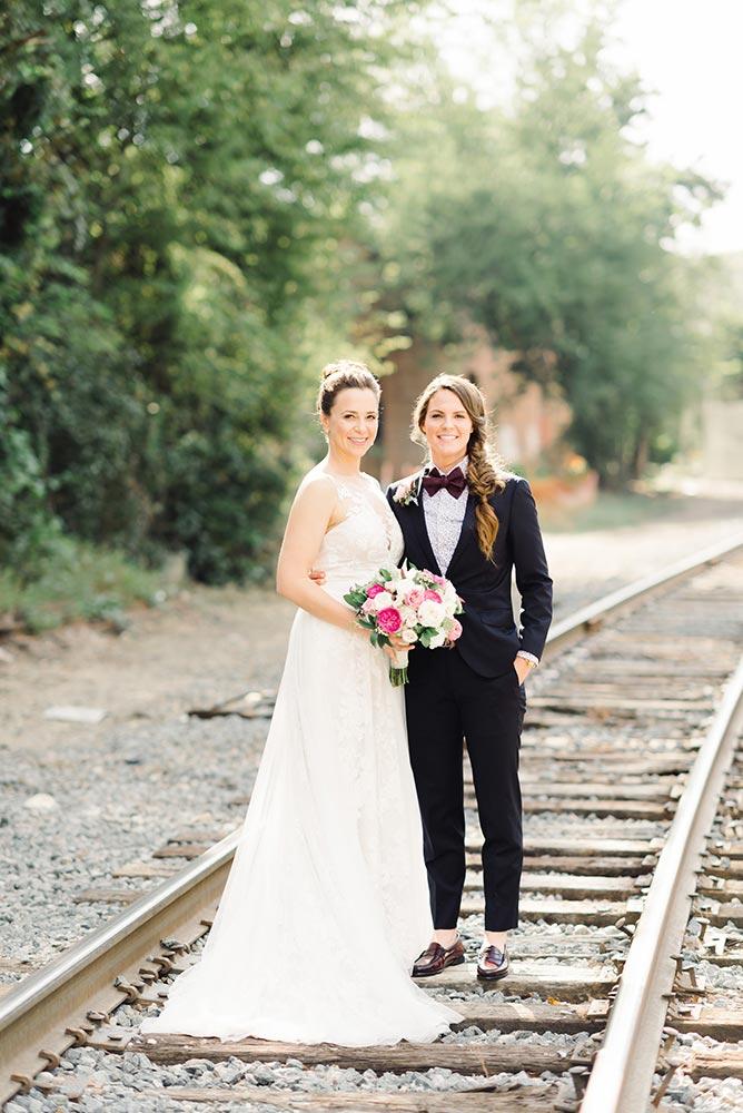 Melrose Knitting Mill | Wedding Photography | Kelsey Nelson Photography