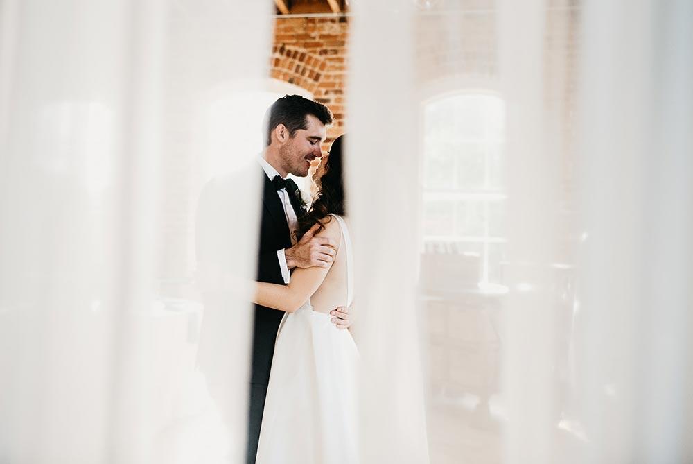 Melrose Knitting Mill | Wedding Photography | Samantha Floyd Photography