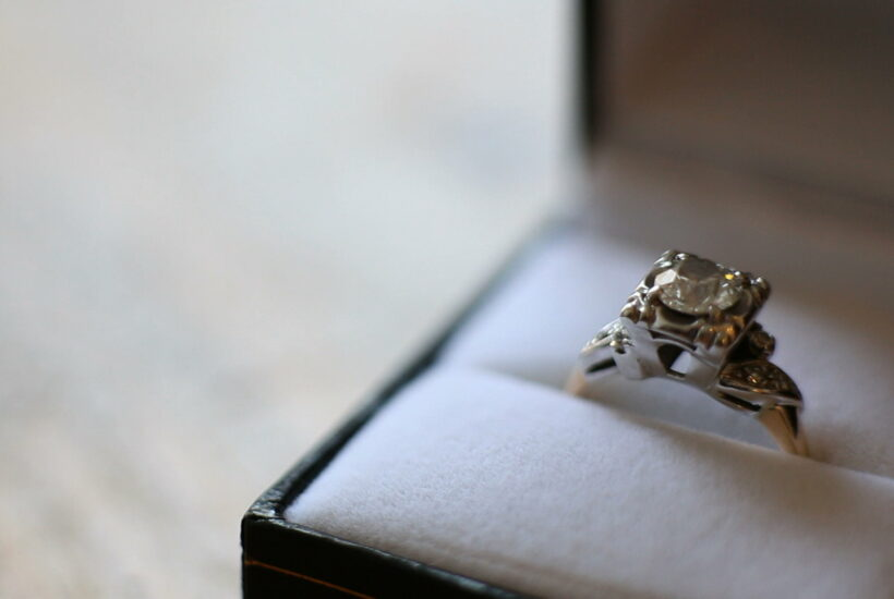 Heirloom Engagement Ring Inspiration Melrose Knitting Mill