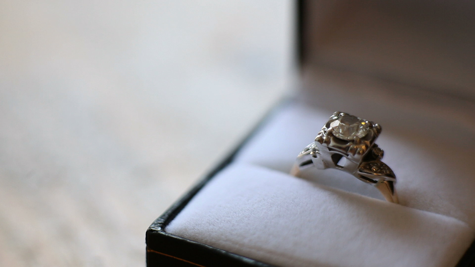 Heirloom Engagement Ring Inspiration Melrose Knitting Mill